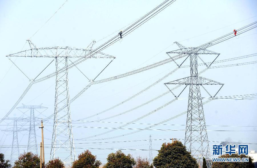 89公里的±800千伏锦苏特高压直流输电工程浙江段