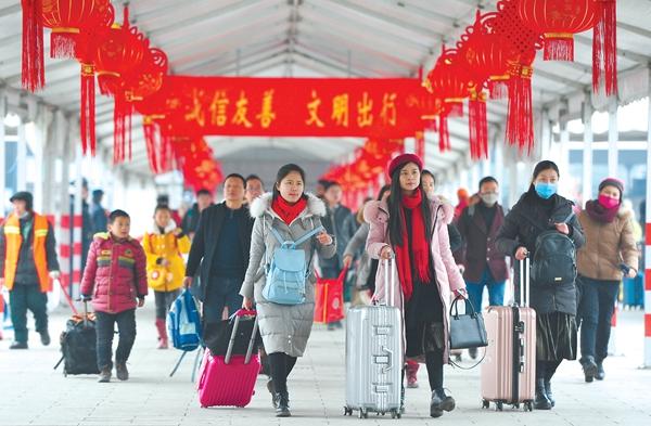 春节出行高峰落幕 长三角出行旅游市场逐渐回落