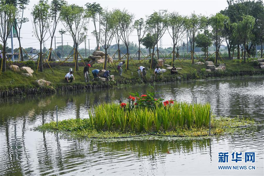 浙江湖州:建设美丽乡村 提升乡村人居环境