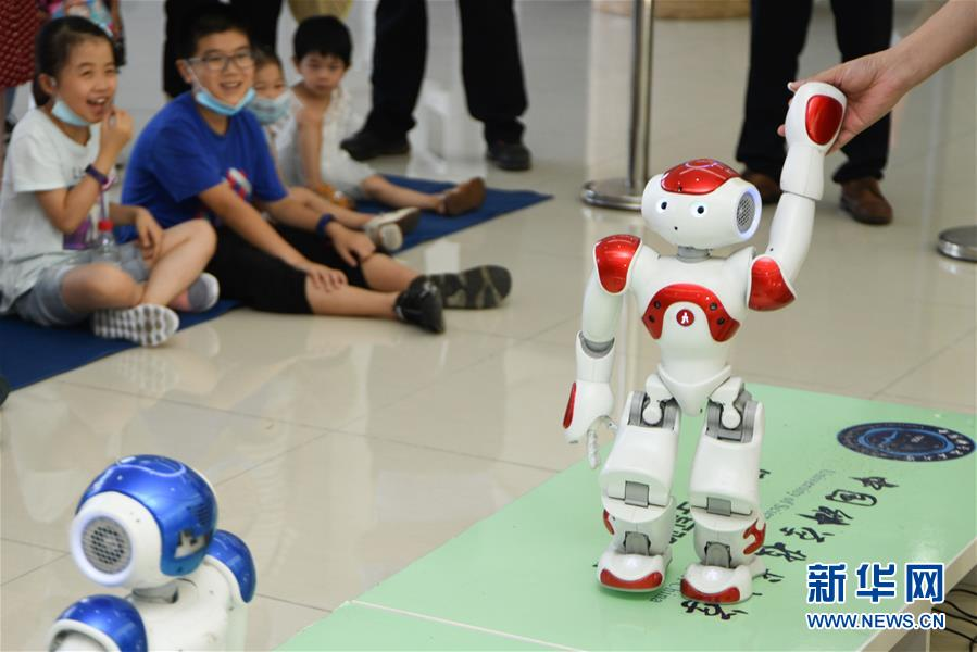 (科技)(2)中國科大:科技周感受科技魅力