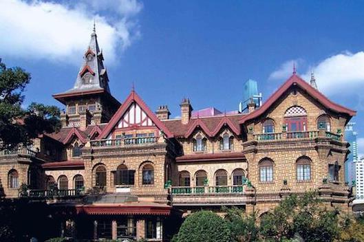 带你见见凝聚上海历史文化精髓的老洋房