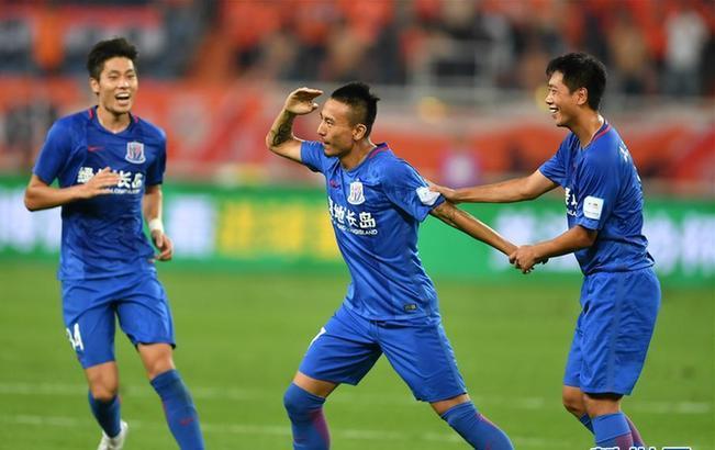 足協杯:山東魯能不敵上海綠地申花