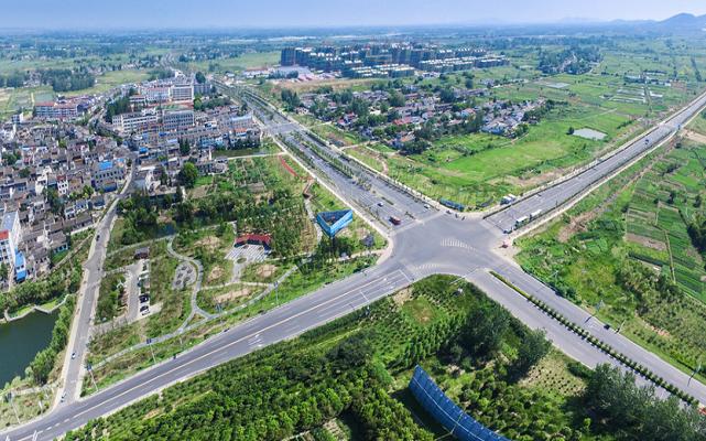 图说安徽省首条智慧公路