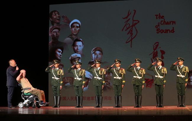 2017浦东文化艺术节开幕 《声影》演出成亮点