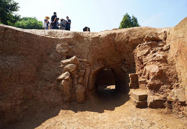 南京官窑山遗址考古取得阶段性成果