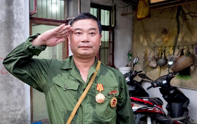 17载的坚守,一位退伍坦克老兵的环卫情怀