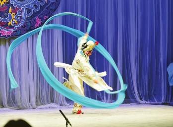 上海昆剧团《白蛇传》在希腊演绎 门票早早售罄