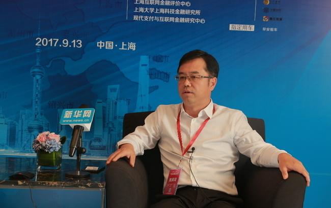 张靖文:互联网金融监管应保护创新 给新业务足够的发展空间