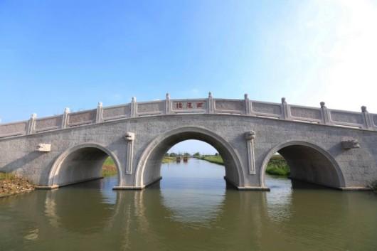 上海嘉北郊野公园9月24日开放 园内19座桥抢先看