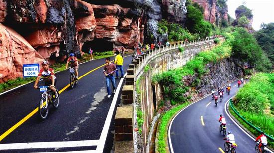 安徽省加快体育旅游产业融合发展