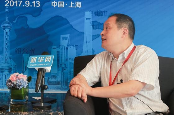 上海市南京商会管潜至:发挥商会作用促进会员服务实体经济