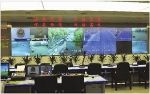 """科技深度融合应用 """"科技强警""""保障南京平安"""