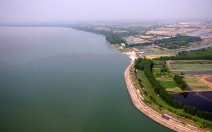 淮安市洪泽区加快建设现代化湖滨生态旅游新城