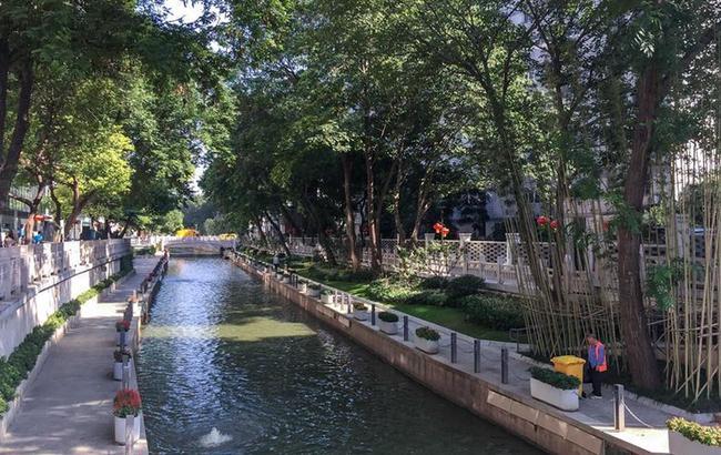 南京整治内河环境扮靓城市