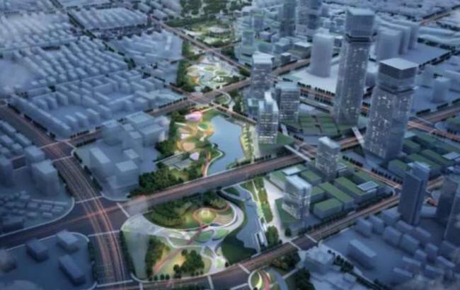 """普陀真如""""绿廊""""即将开工建设 预计2019年建成"""