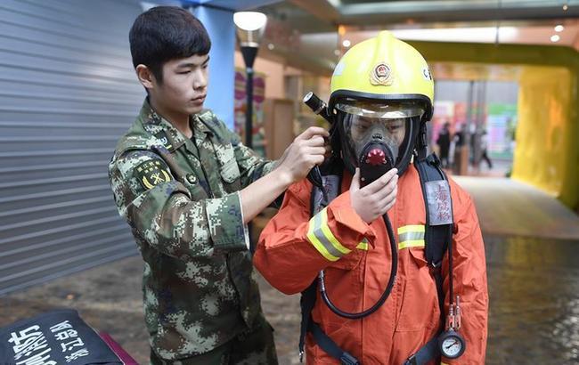 杭州:安全教育 互动体验