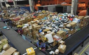 """""""双11""""全省两亿件快递包装莫成生态灾难"""