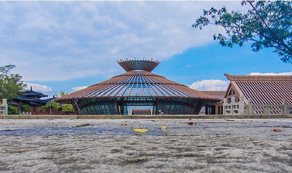 水上屋顶博物馆 广富林遗址公园明年春开园