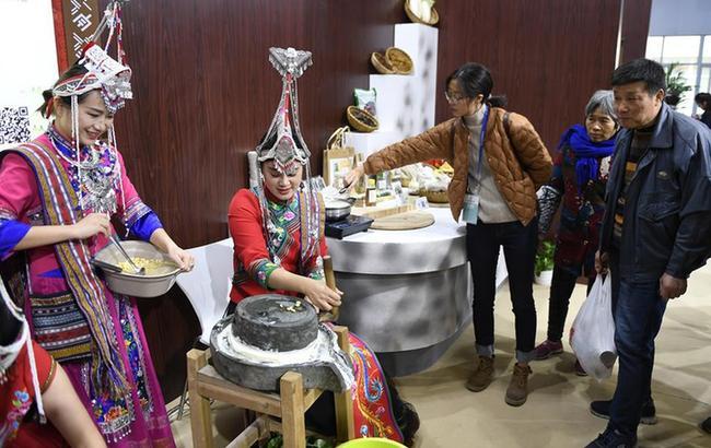 2017浙江农业博览会在杭州开幕