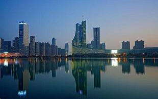 合肥前三季度GDP总量跻身省会城市十强