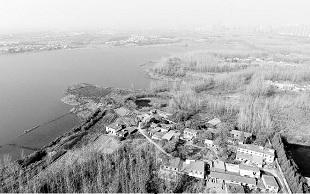 合肥启动水源地保护区景湾片区居民搬迁工程
