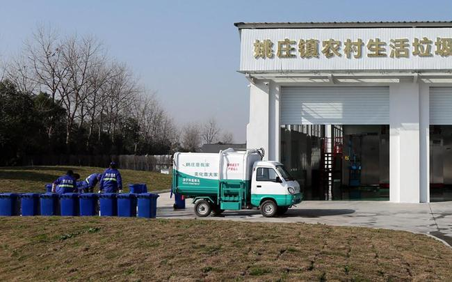 浙江嘉善:多村联建 集中处理乡村垃圾