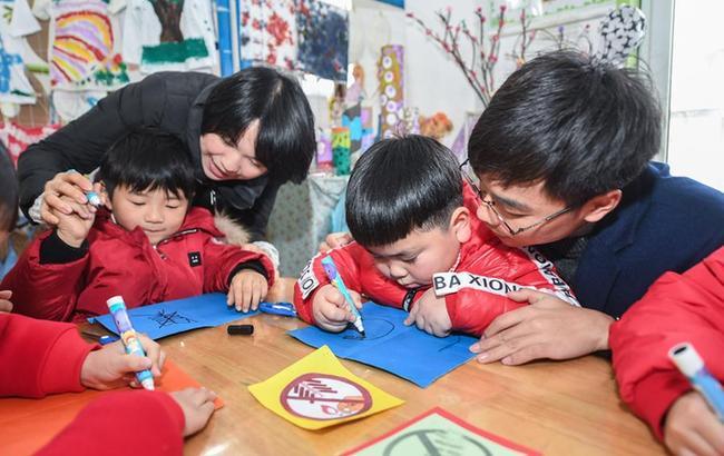 浙江湖州:烟花爆竹换礼物 和谐文明迎新年