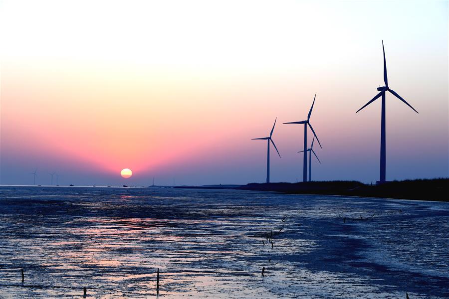 江苏如东:加快清洁能源建设步伐