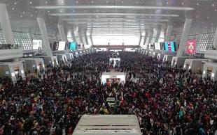 2018春运正式启动 江苏省公安厅发布出行提示