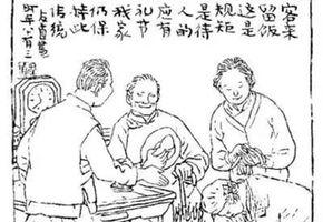 """上海人的""""海派礼节""""什么样?"""