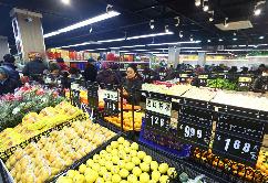 2017年安徽居民消费价格涨幅居全国26位