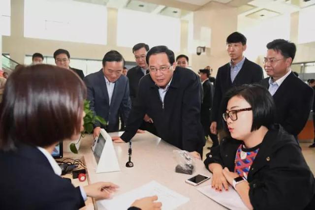 开启新时代追求卓越新征程——专访市委书记李强