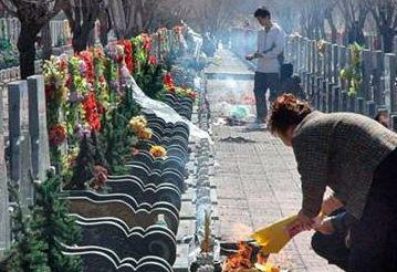 全省清明3000万人扫墓民政部在江苏设8个观察点