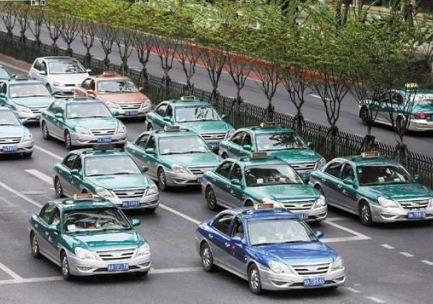 杭州出租车运价机制改革今年有望落地