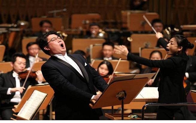 原创交响作品揭开第35届上海之春国际音乐节序幕