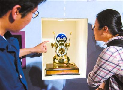 上海:观展时间故事 探知宇宙奥秘
