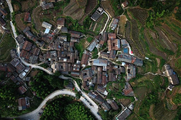 浙江松阳:拯救老屋 复活传统村落