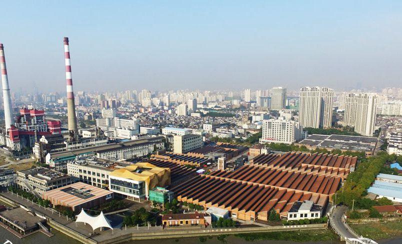 """上海老工业区探索破""""旧""""重生路"""