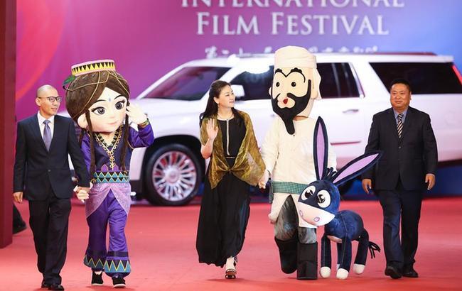 第21屆上海國際電影節拉開帷幕