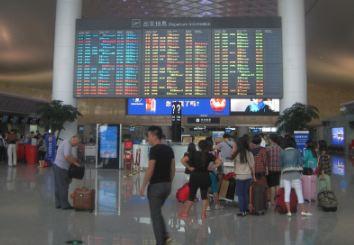 30分鐘內通關 杭州蕭山機場出入境將不再排長龍