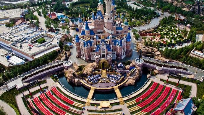 上海国际旅游度假区打造影视产业园