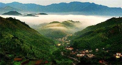 长三角旅游一体化 宁波四明山区域在沪对接游客资源