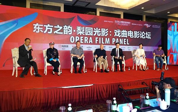 中国戏曲通过电影新技术走向世界