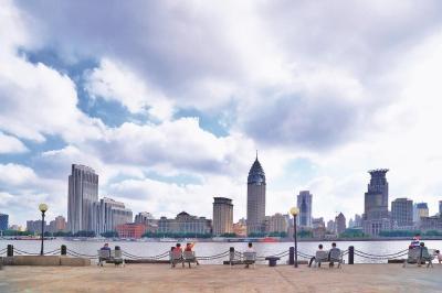 上海滨江大道:见证50万陆家嘴白领的奋斗