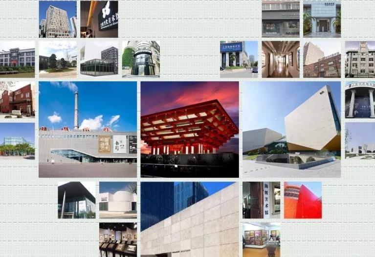 沪89家美术馆组成超强艺术方阵