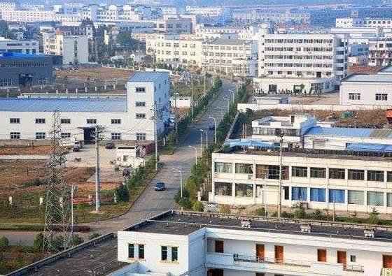 安徽省優化整合8市省級以上開發區