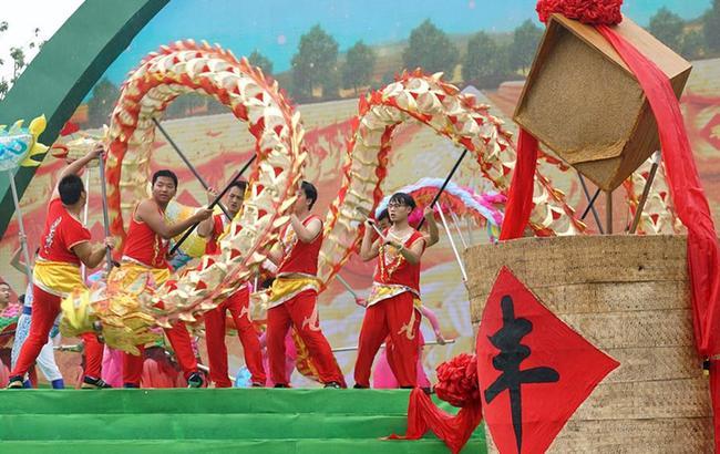 南京农业嘉年华活动开幕