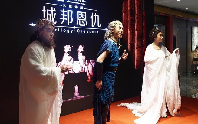 上海国际艺术节演出交易会开幕