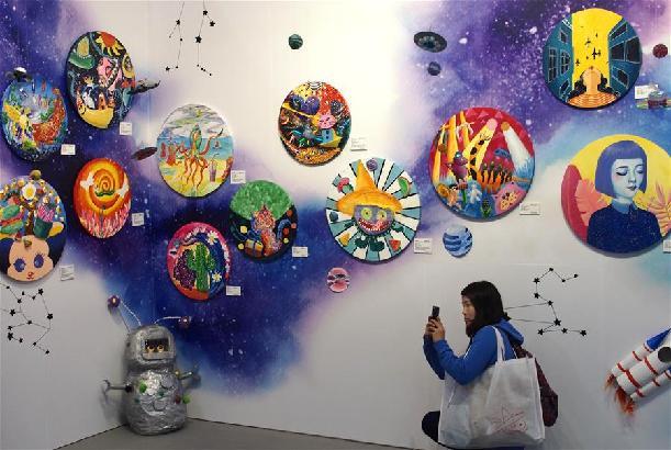 2018上海艺术博览会开幕