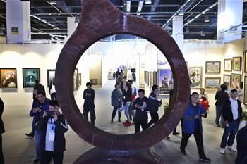 杭州举办第二十一届西湖艺术博览会